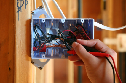 Residential services independent wiring inc for What is the standard electrical service for residential